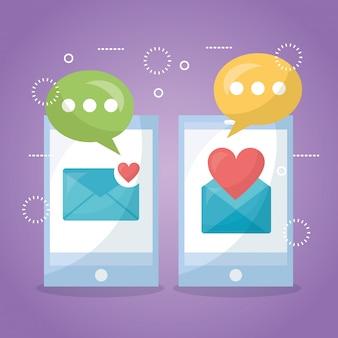 Mobile liebe im zusammenhang