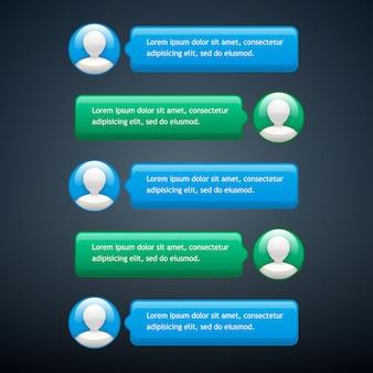 Mobiler chat