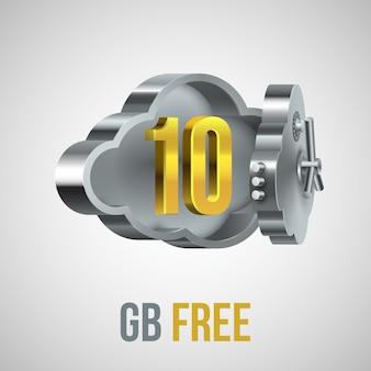 Mobiler cloud-service