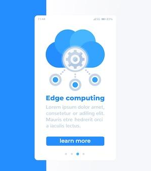 Mobiles edge-computing-bannerdesign