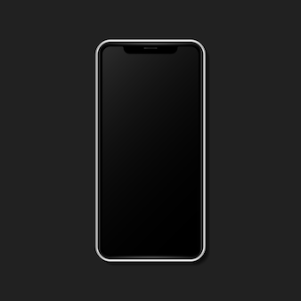 Mobiles mock-up