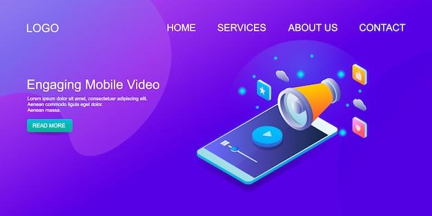 Mobiles video