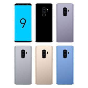 Modell smartphone samsung