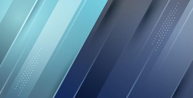 Moderne abstrakte geometrische mit minimalistischem stil