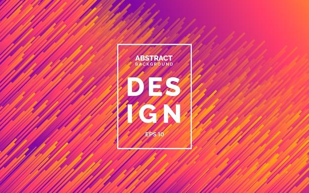 Moderne abstrakte hintergrunddesignschablone