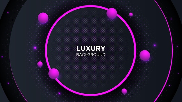 Moderne abstrakte luxushintergrund-entwurfsschablone