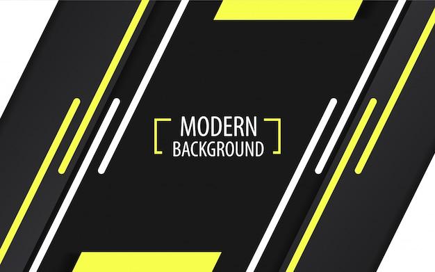 Moderne farbzusammenfassung formt hintergrund