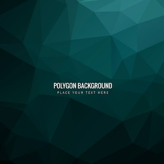 Moderne polygonal hintergrund