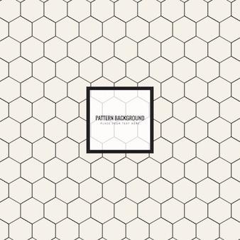 Moderne polygonmuster