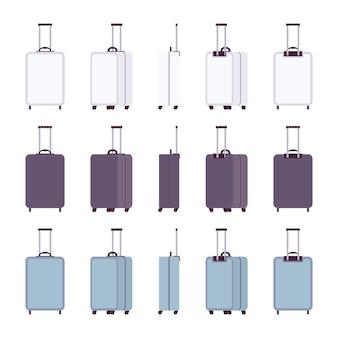 Moderne reisekoffer