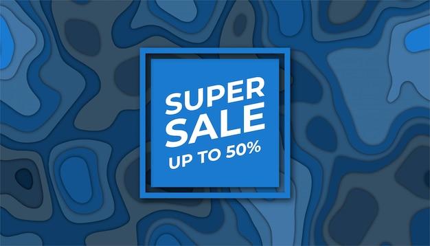 Moderne super sale banner