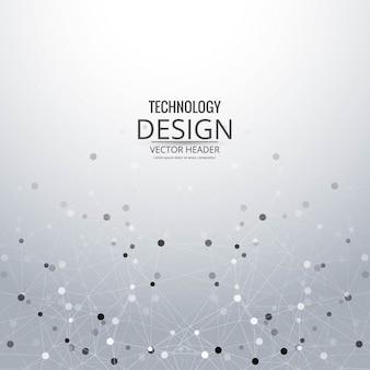 Moderne technologie hintergrund