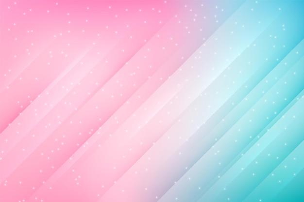 Moderne verschlechtern linien, leuchtende strahlen abstrakten hintergrund mit verwischten sternen und copyspace