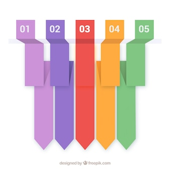 Modernen banner für optionen für web-design. vorlage.