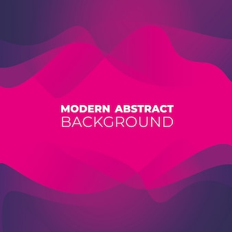 Moderner abstrakter hintergrund mit formen