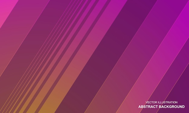 Moderner abstrakter lila hintergrund mit farbverlauf