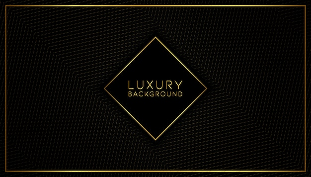Moderner abstrakter luxusgoldhintergrund