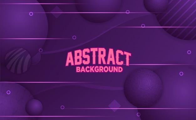 Moderner abstrakter purpurroter hintergrund