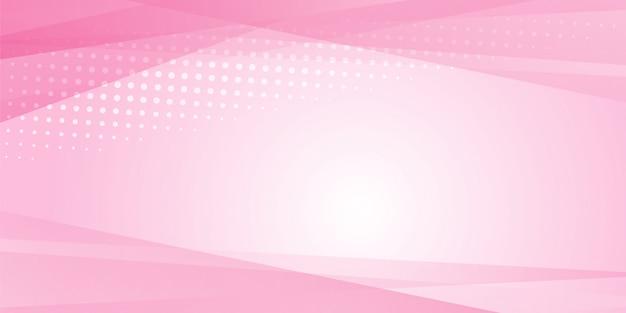 Moderner abstrakter rosa minimaler hintergrund