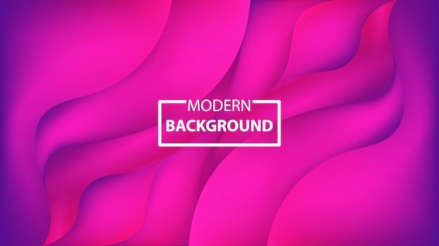 Moderner bunter abstrakter hintergrund