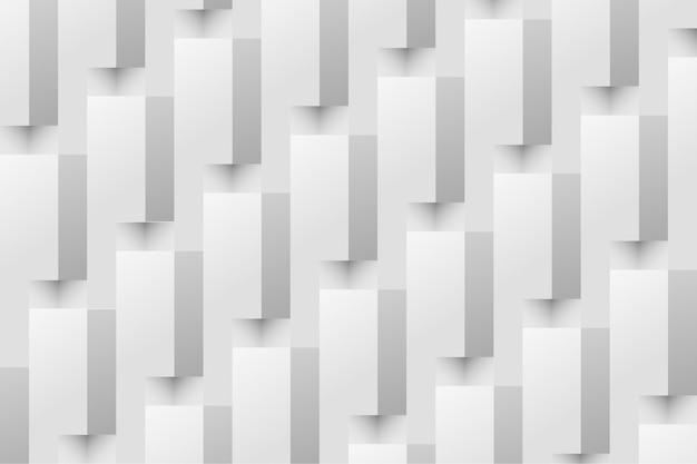 Moderner dekorativer wandhintergrund des grauen weiß