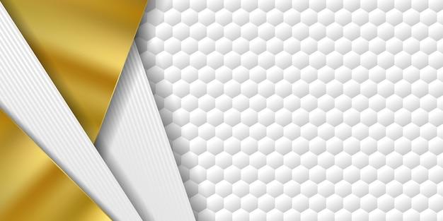 Moderner dynamischer auszug mit futuristischem auslegung und hintergrund 3d