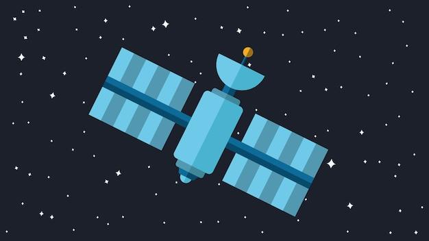 Moderner kosmos-satellit