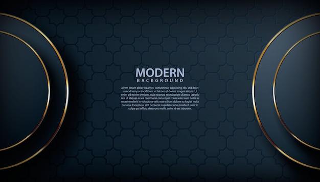 Moderner strukturierter schwarzer hintergrund