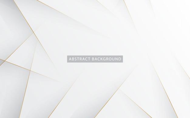 Modernes abstraktes helles silber