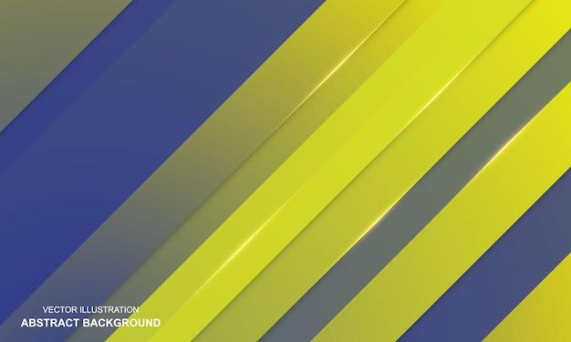 Modernes abstraktes hintergrunddesign der bunten steigungen
