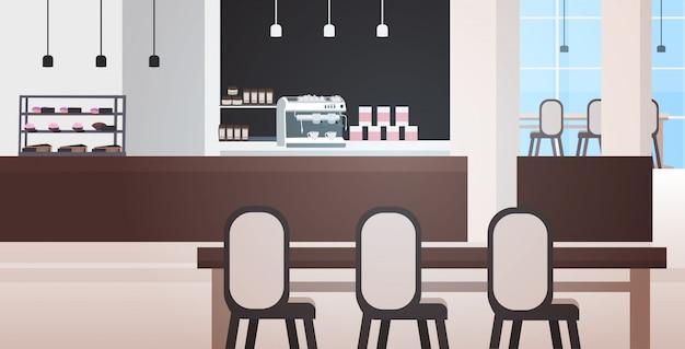 Modernes cafe