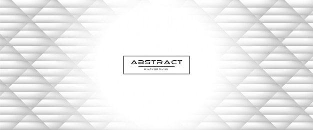 Modernes design mit grau-weißem abstrakten hintergrund