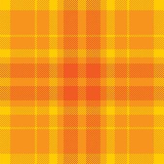 Modernes nahtloses musterplaid. quadratischer texturstoff. tartan schottisches textil.