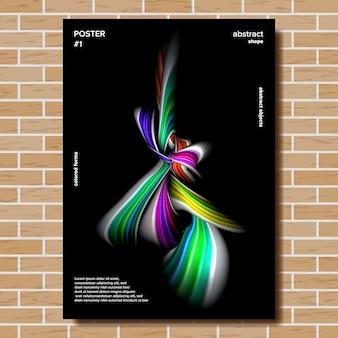 Modernes plakat