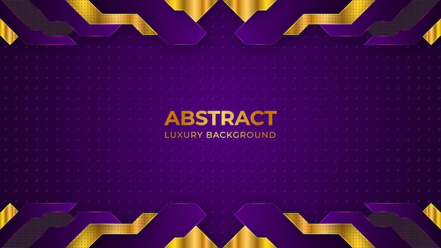 Modernes tapetenkonzept des abstrakten lila hintergrunds des luxus