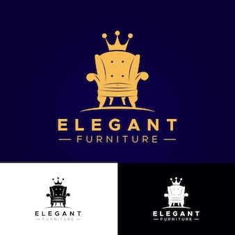 Möbel logo elegantes design