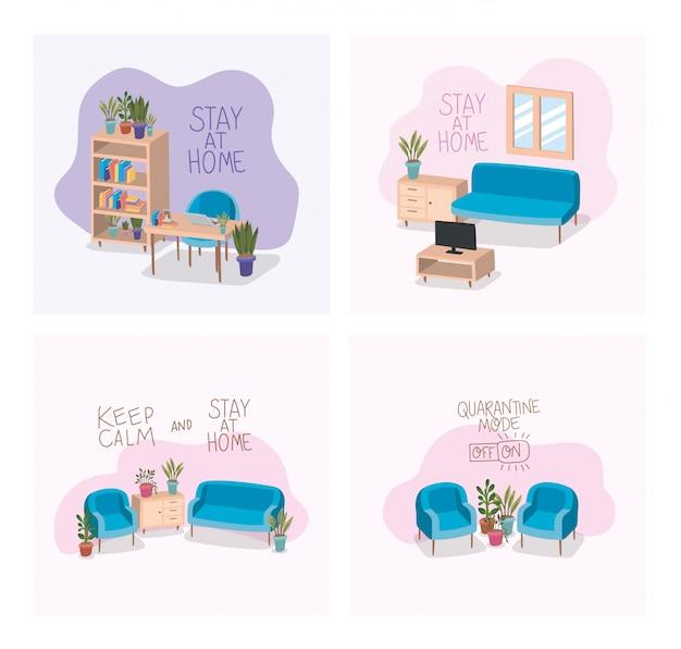 Möbel pflanzen couch und stühle