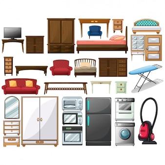 Möbel-set