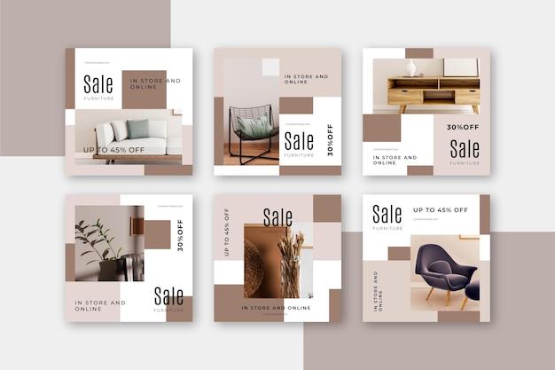Möbelverkauf ig post sammlung