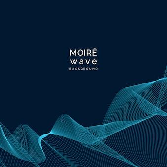 Moiré muster hintergrund