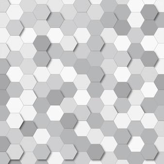 Molekülstruktur abstrakte tech