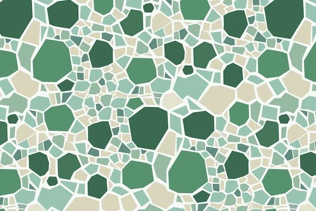 Monochromatisches terrazzomuster