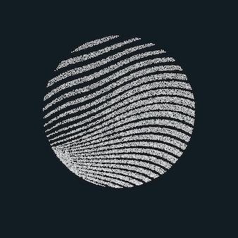 Monochromes druckraster. abstrakter vektorhintergrund. schwarz-weiß-textur von punkten.
