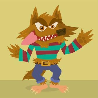 Monster werwolf