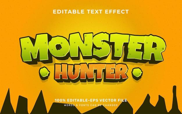 Monstertexteffekt