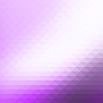 Mosaik aus diamanten mehrfarbiger hintergrund eps 10