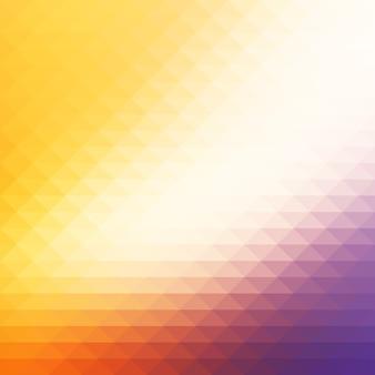 Mosaik des mehrfarbigen hintergrundes der diamanten