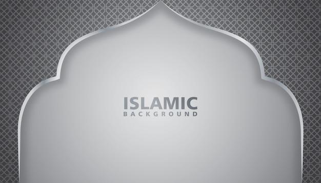 Moschee hintergrund illustration