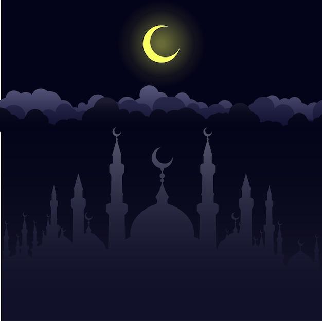 Moschee, religiöser ort des islam