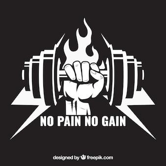 Motivation crossfit bakcground